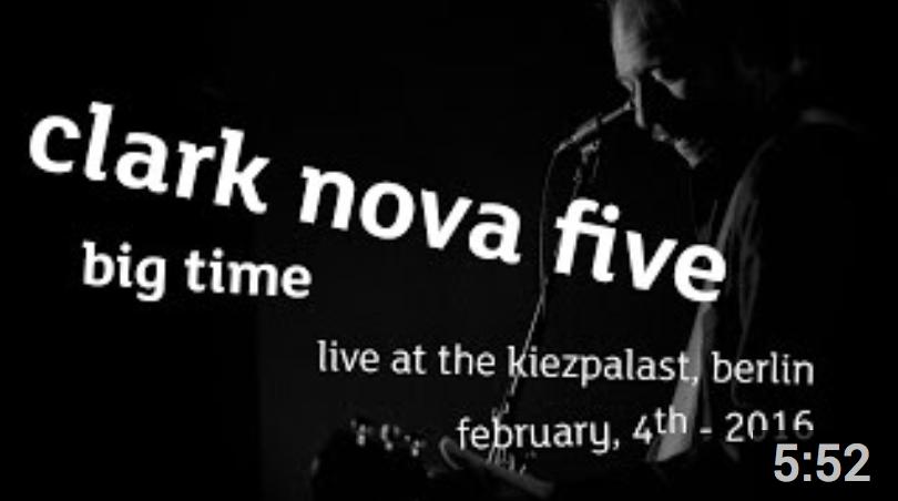 Clark Nova Five
